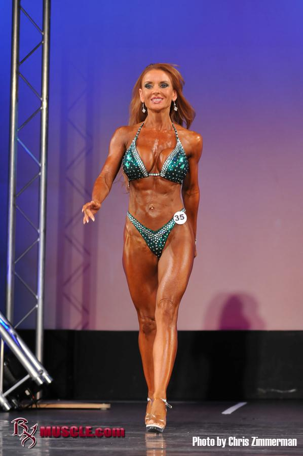Paige mcfarland fitness model