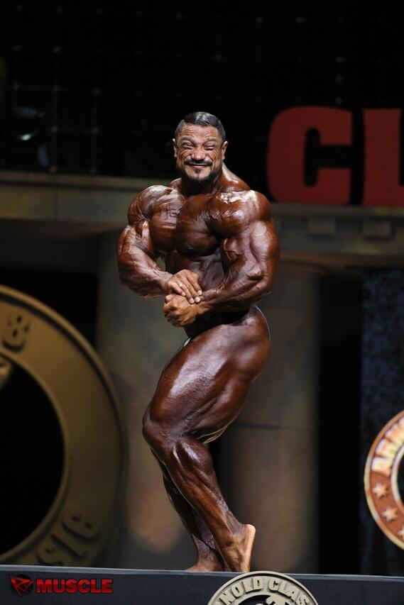 Roelly   Winklaar - IFBB Arnold Classic 2018 - #1