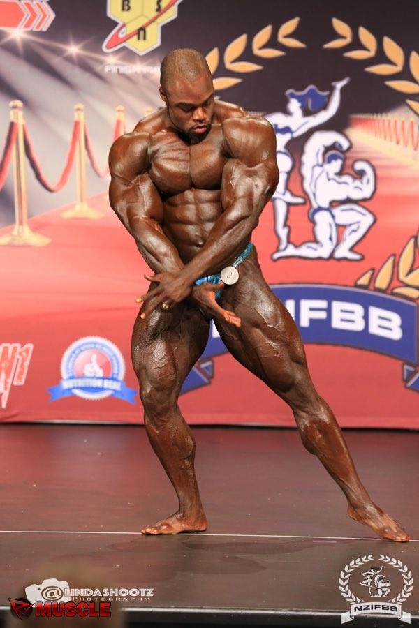 Brandon   Curry - IFBB New Zealand Pro 2017 - #1