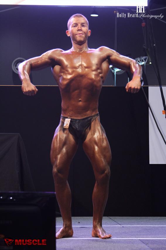muscular com perth