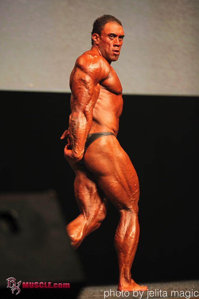 Darryn  Onekawa - IFBB Australia Grand Prix 2011 - #1