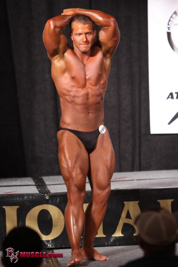 Marshall Watson rx muscle contest gallery