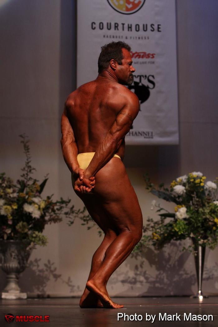 Darren  Champagne - NPC Southern Classic 2012 - #1