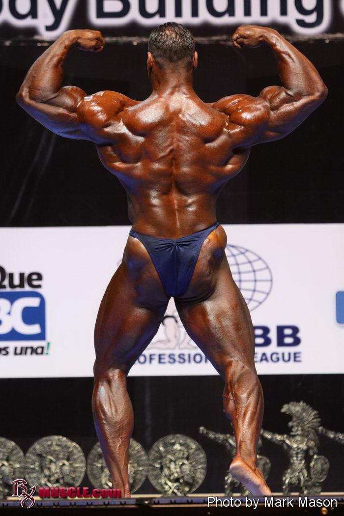 Daniele  Seccarecci - IFBB Tijuana Pro 2011 - #1