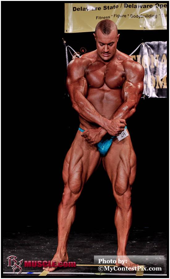 Robby  Gould - NPC Delaware State 2011 - #1