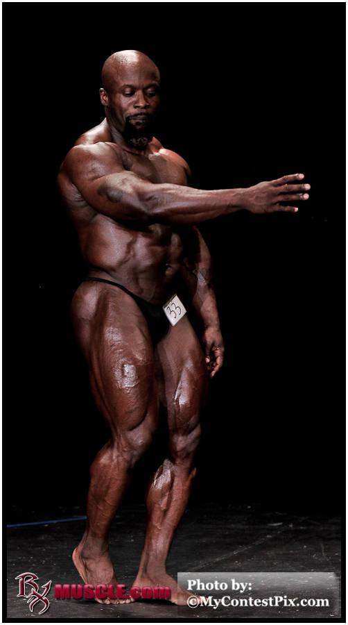 Harry  Jones - NPC Delaware State 2011 - #1