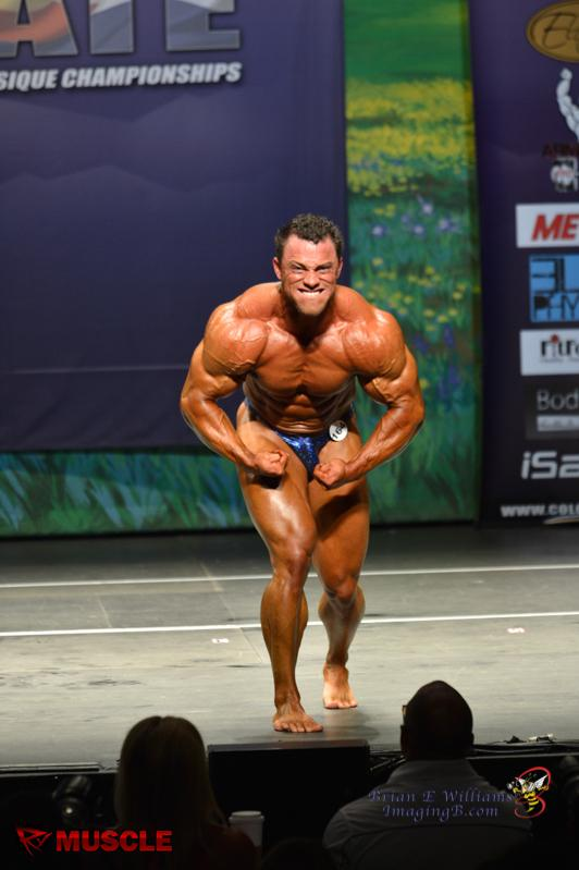Matt   Leake - NPC Colorado State 2013 - #1