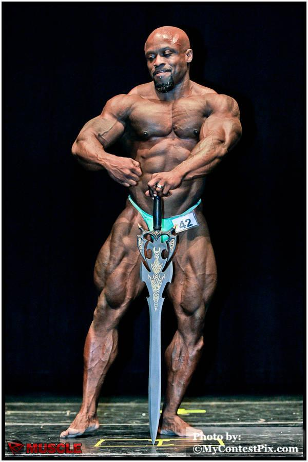 Harry  Jones - NPC Pennsylvania State Championships 2013 - #1