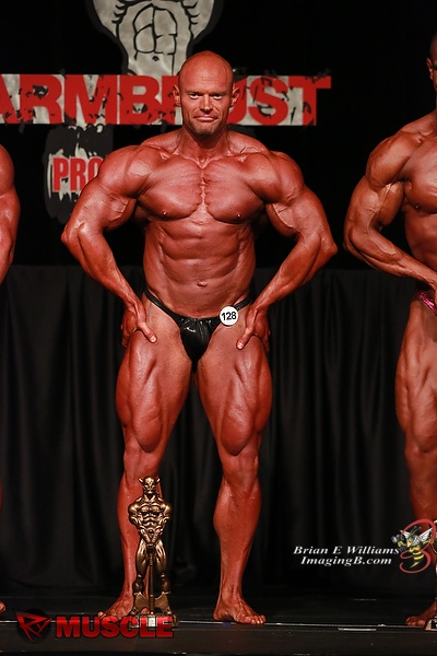 Jeff  Later - NPC Warrior Classic 2014 - #1