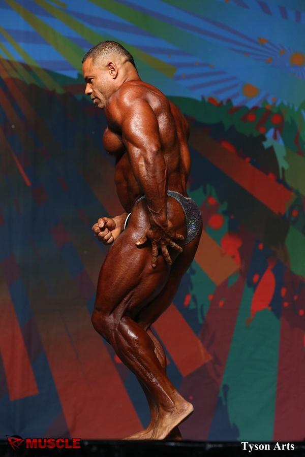 Milton  Martinez - IFBB Europa Games Charlotte 2016 - #1