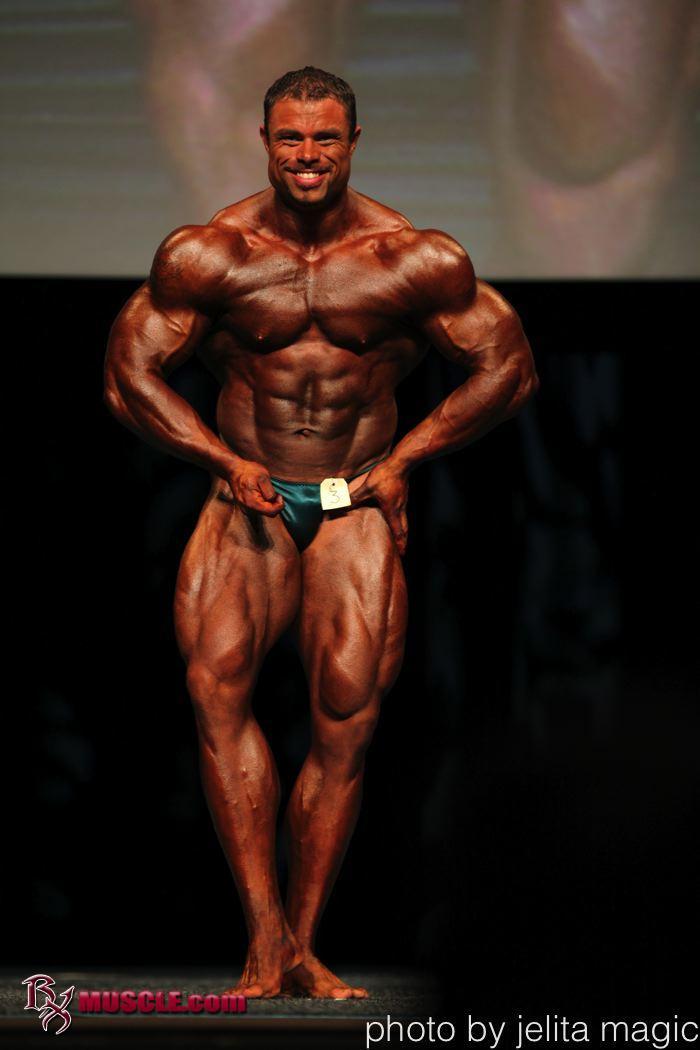 Daniel  Hill - IFBB Australia Grand Prix 2011 - #1