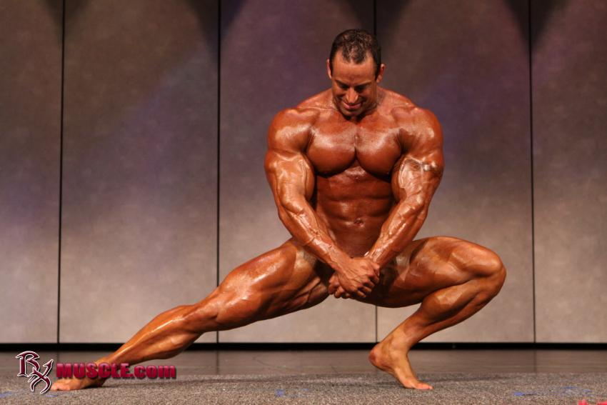 Todd   Jewell - NPC Iron Mountain Championships 2010 - #1