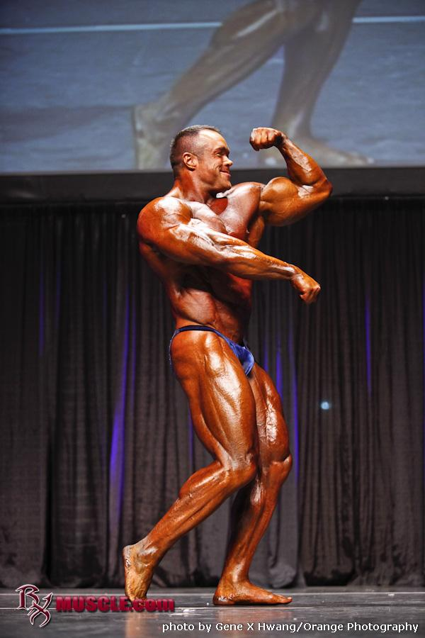 Ron   Partlow - CBBF Canadian National Championships 2010 - #1