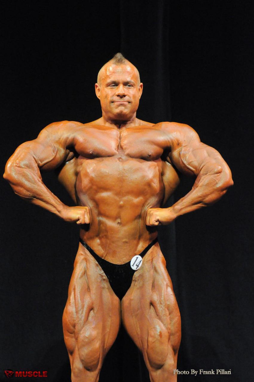Vincent  Wawryk - IFBB Muscle Heat  2012 - #1