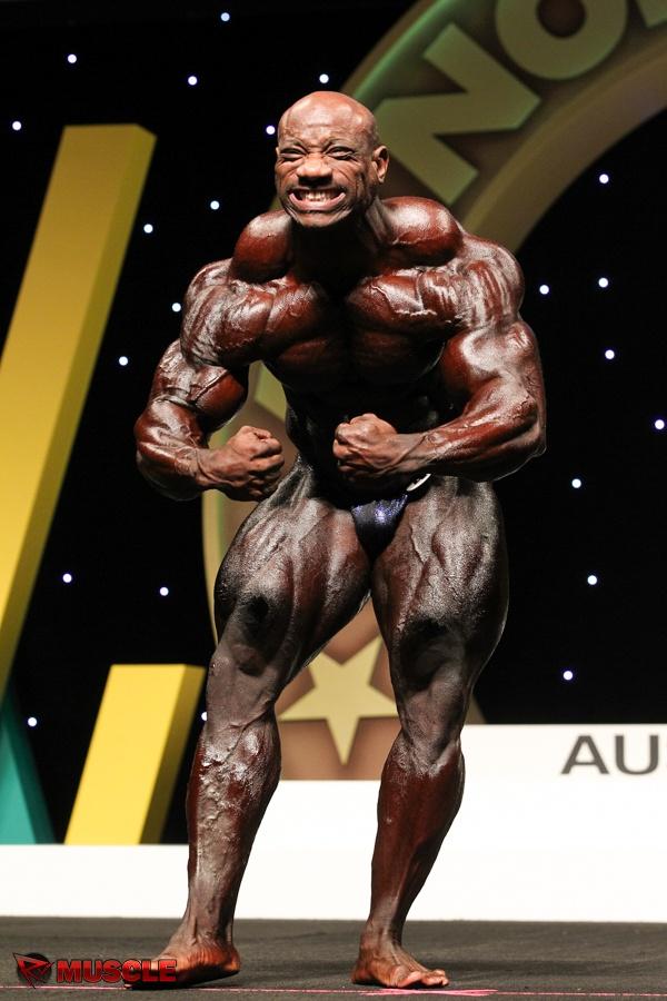 Dexter  Jackson - IFBB Arnold Australia 2018 - #1