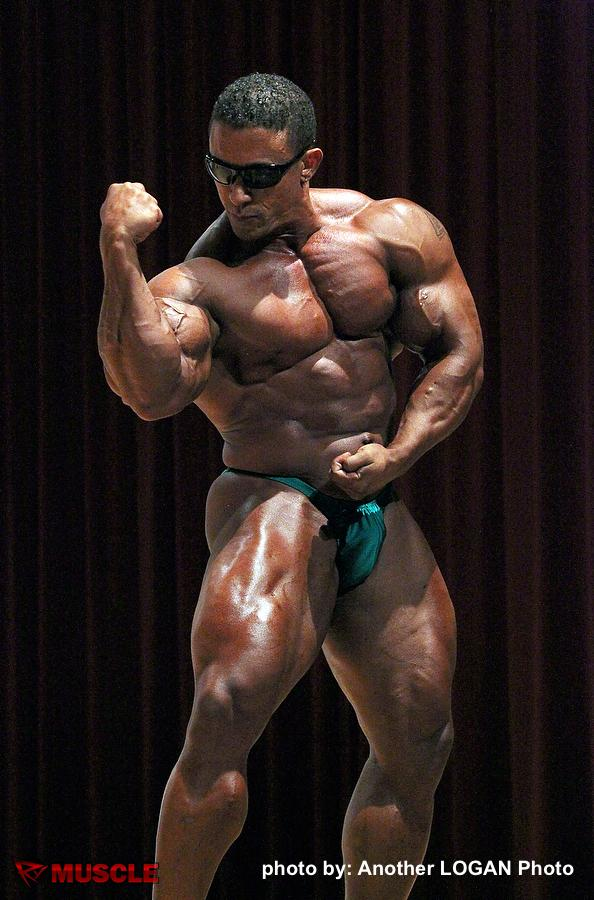 Troy  Alves - NPC Steel City 2012 - #1