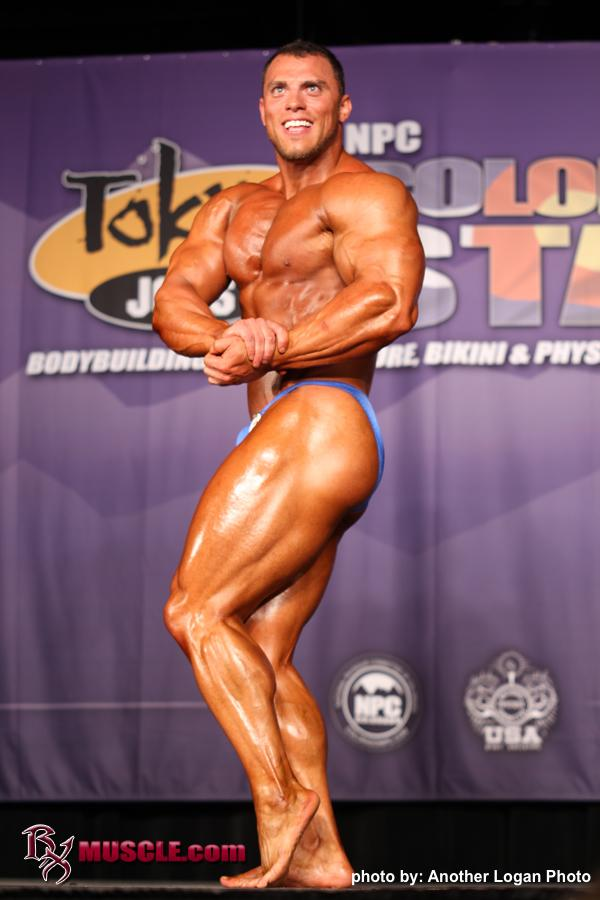 Matt   Leake - NPC Colorado State 2011 - #1