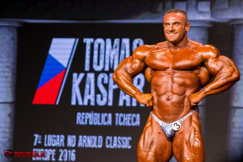 Tomas  Kaspar - IFBB Arnold Brasil  2017 - #1