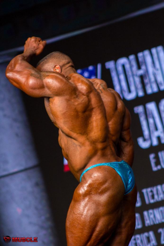 Johnnie  Jackson - IFBB Arnold Brasil  2017 - #1
