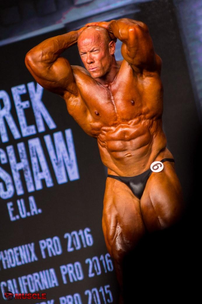 Derek  Upshaw - IFBB Arnold Brasil  2017 - #1
