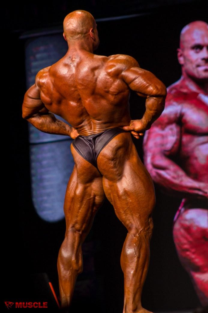 Lukas  Osladil - IFBB Arnold Brasil  2017 - #1