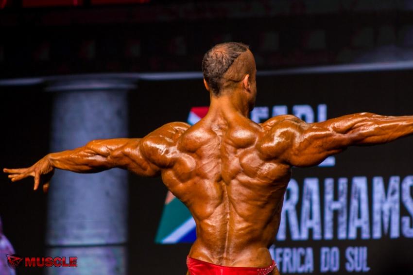 Earl  Abrahams - IFBB Arnold Brasil  2017 - #1