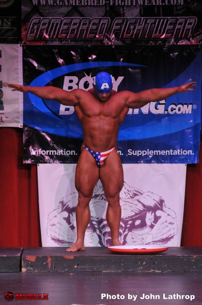 Nicholas  Trigili - NPC Badger State Championship 2012 - #1