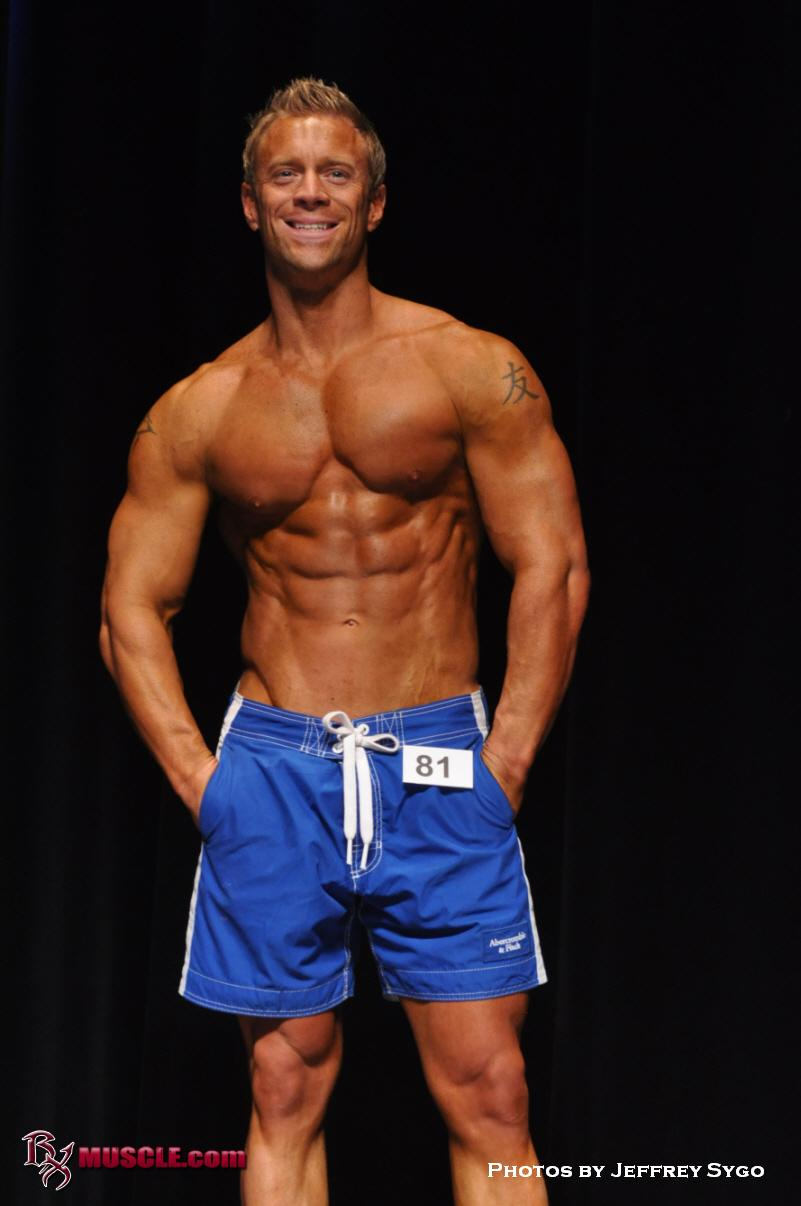 Mens Physique and steroids