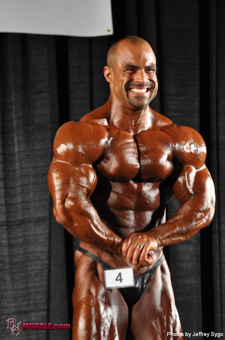 Mark  Dugdale - IFBB John Simmons Pro 2010 - #1