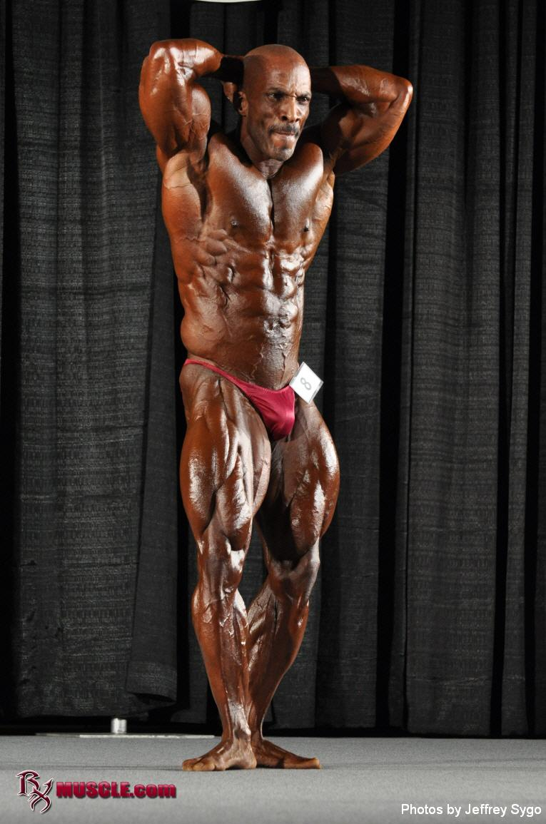 Lawrence   Hunt - IFBB John Simmons Pro 2010 - #1