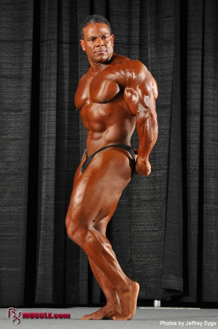 Sean Paul Jenkins - IFBB John Simmons Pro 2010 - #1