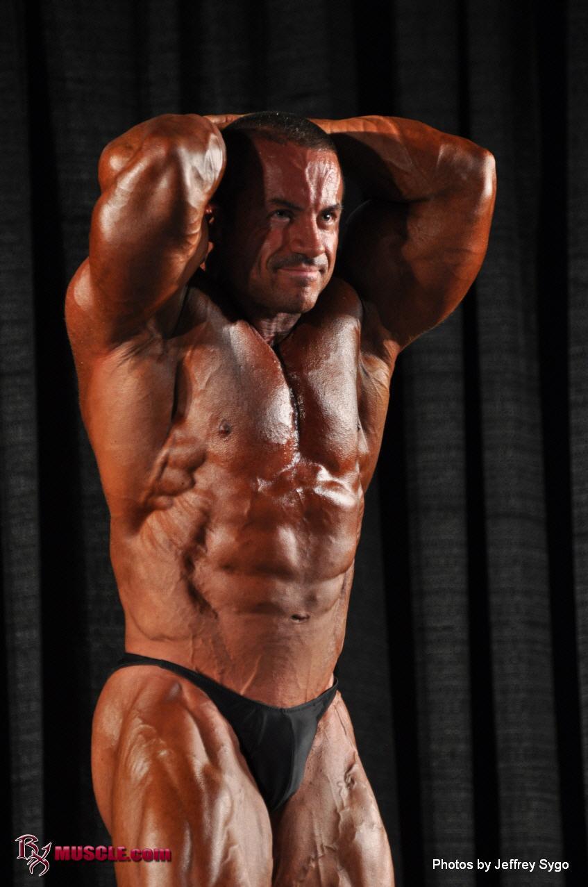 James    Llewellin - IFBB John Simmons Pro 2010 - #1