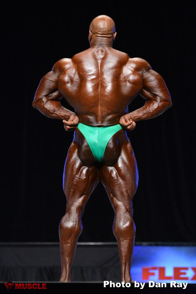 Toney  Freeman - IFBB Olympia 2012 - #1