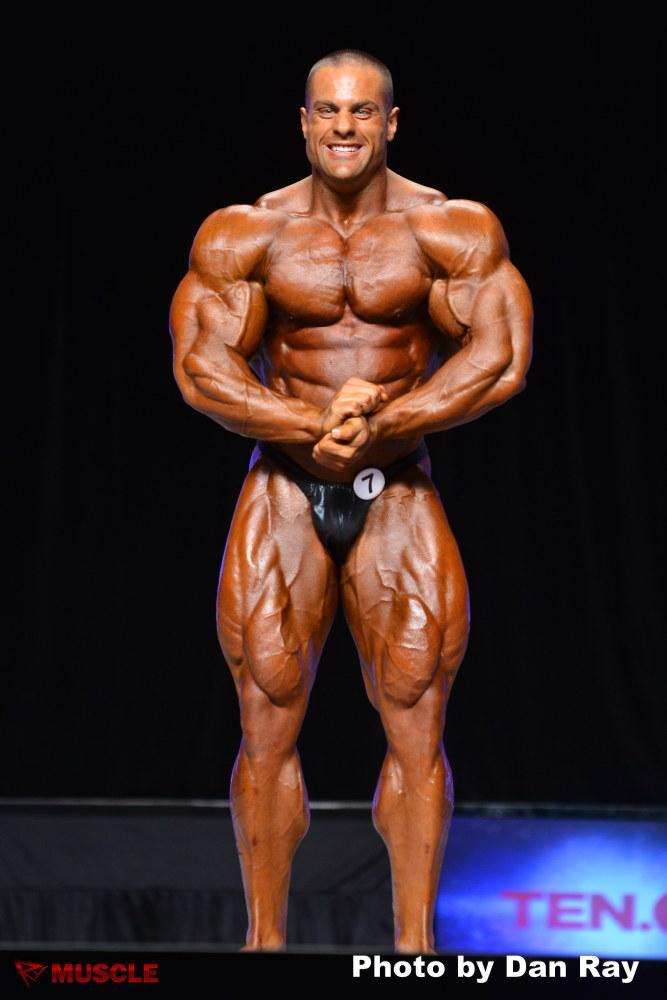 Evan  Centopani - IFBB Olympia 2012 - #1