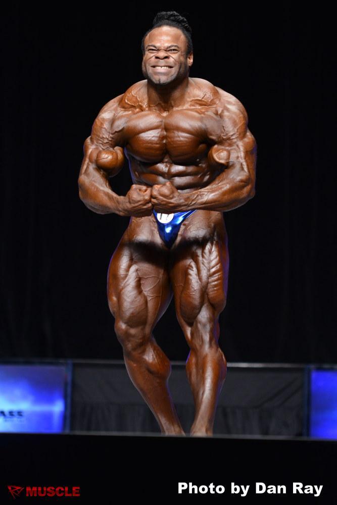 Kai  Greene - IFBB Olympia 2012 - #1