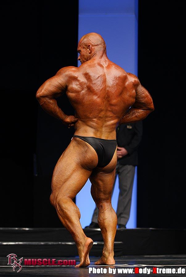 Jorge  Barrios-Sanchez - IFBB FIBO Power Pro Germany 2011 - #1