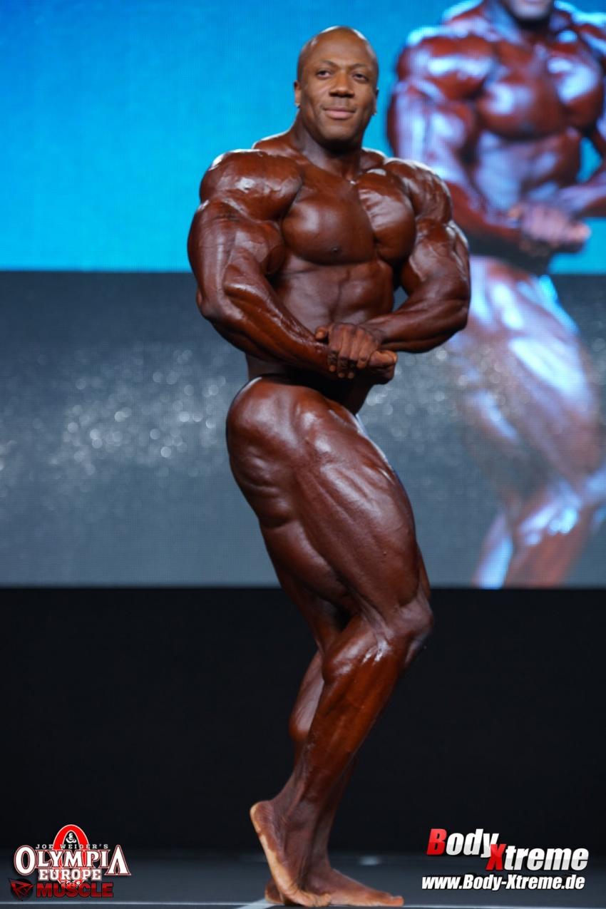 Shawn  Rhoden - IFBB Olympia Europe Pro 2016 - #1