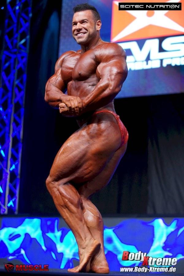 Steve   Kuclo - IFBB Prague Pro 2015 - #1