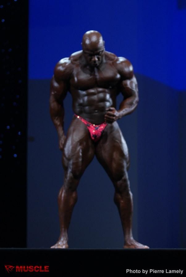 Toney  Freeman - IFBB Arnold Europe 2013 - #1