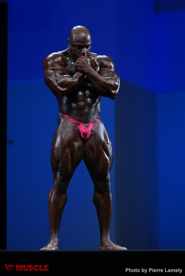 Toney  Freeman - IFBB Arnold Europe 2013 - #1