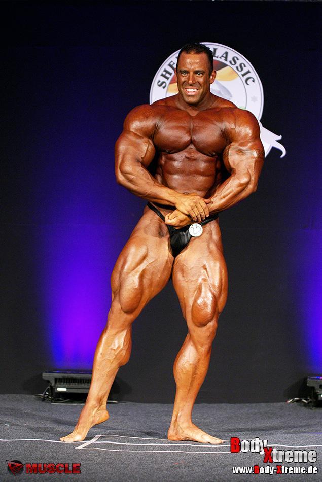 Todd   Jewell - IFBB Sheru Classic 2012 - #1