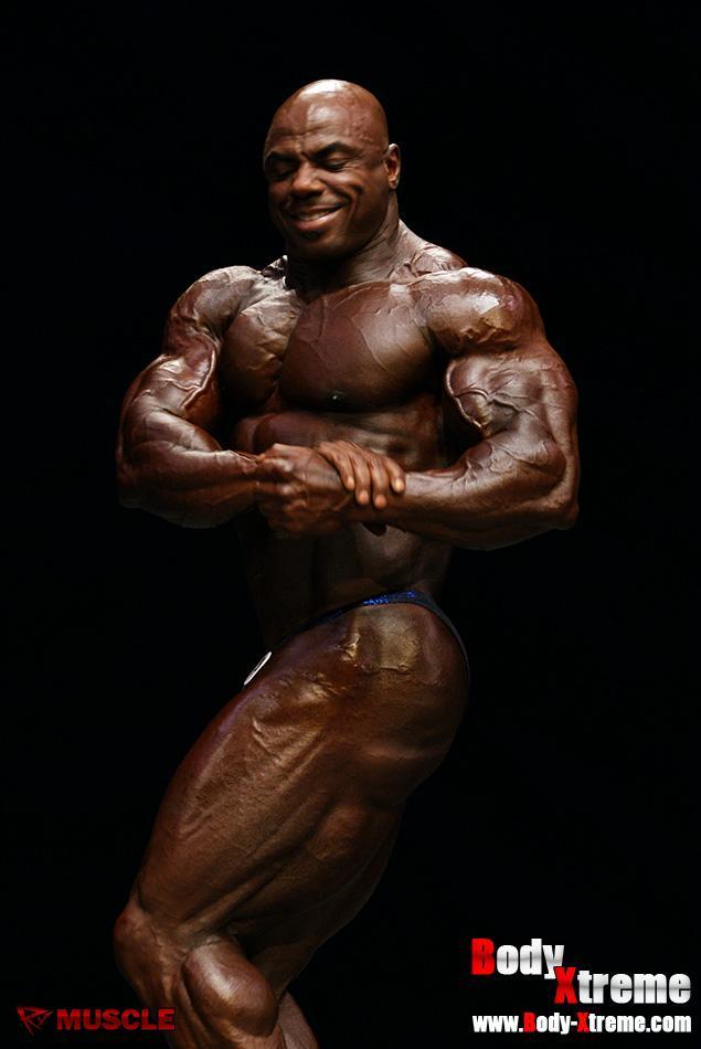 Toney  Freeman - IFBB Masters Olympia 2012 - #1