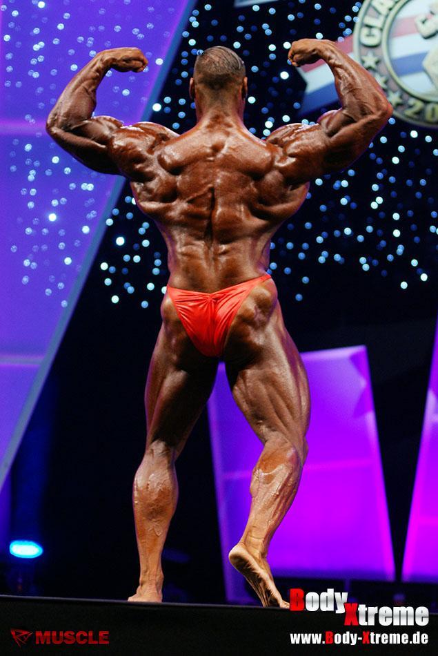 Daniele  Seccarecci - IFBB Arnold Europe 2012 - #1