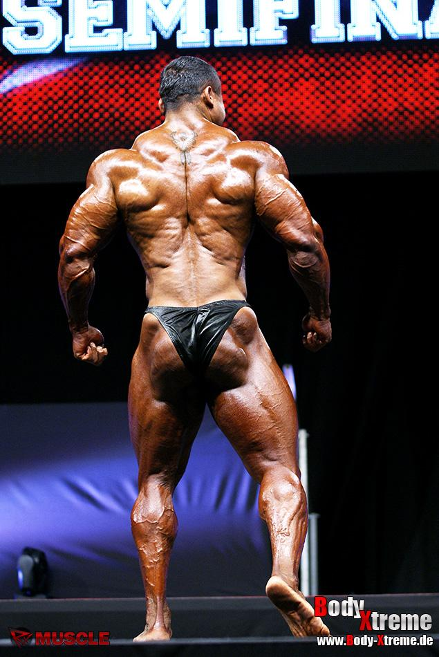Khalid  Almohsinawi - IFBB Prague Pro 2012 - #1