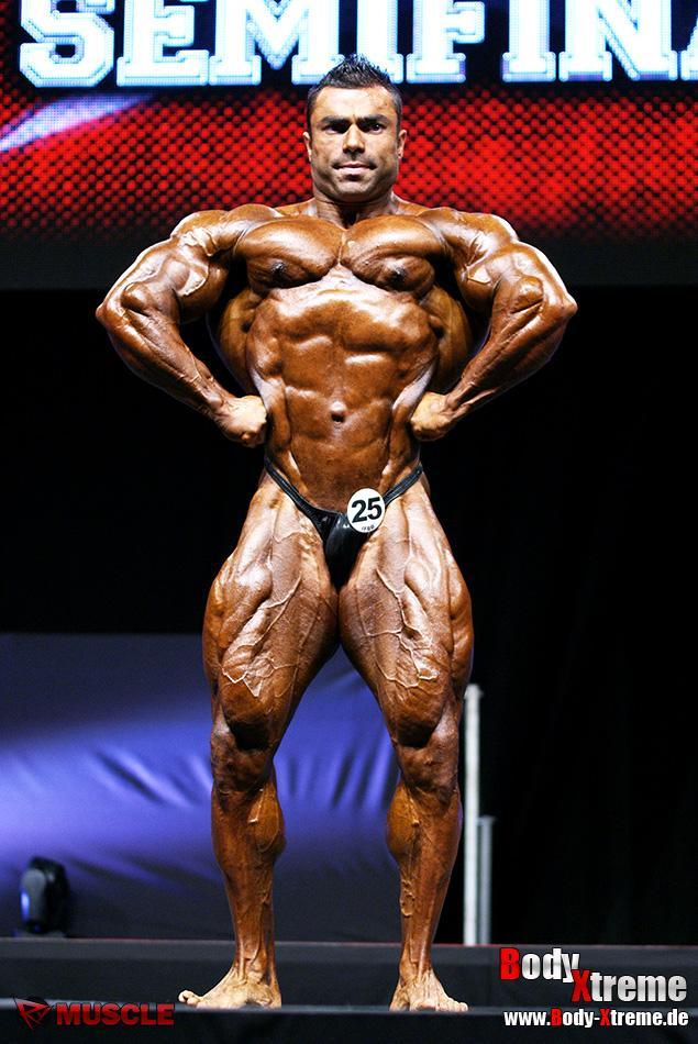 Eduardo  Correa Da Silva - IFBB Prague Pro 2012 - #1