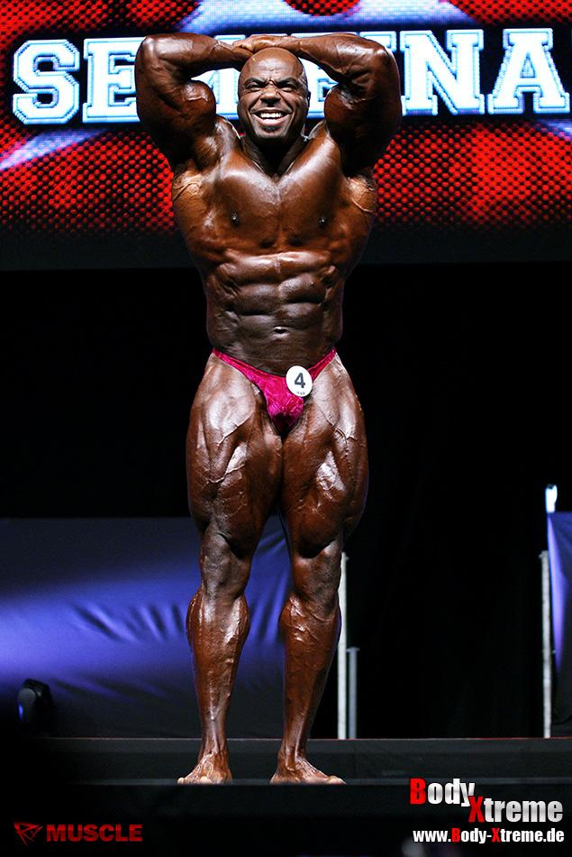 Toney  Freeman - IFBB Prague Pro 2012 - #1