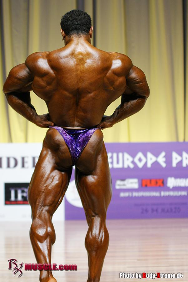Roelly   Winklaar - IFBB Mr Europe Pro 2011 - #1
