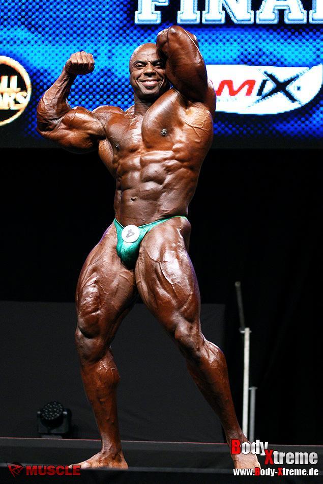 Toney  Freeman - IFBB Prague Pro 2012 - #1