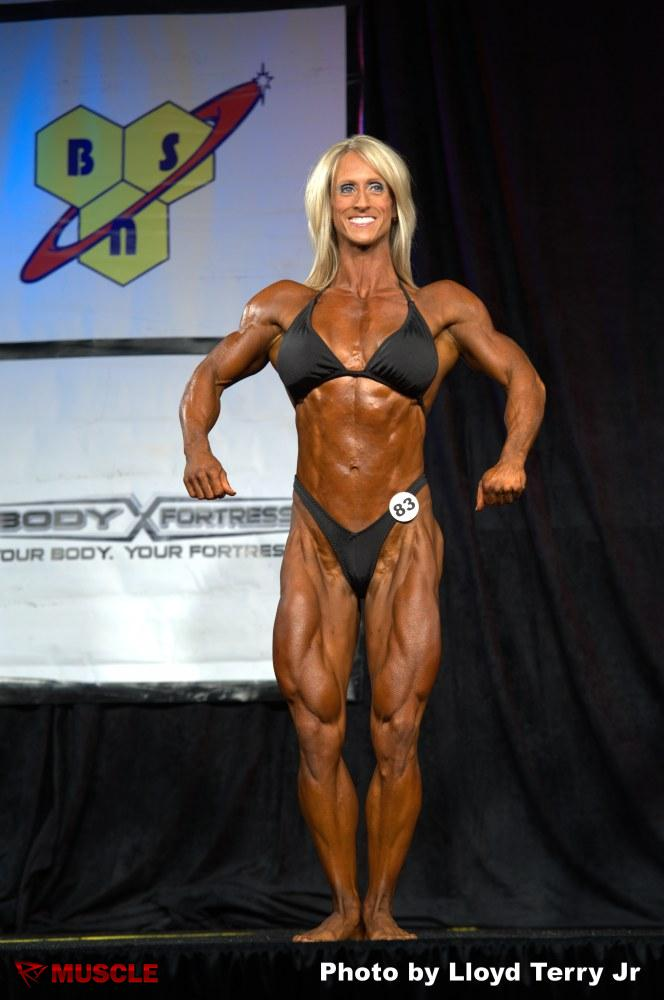 Sherri  Gray - NPC Masters Nationals 2012 - #1