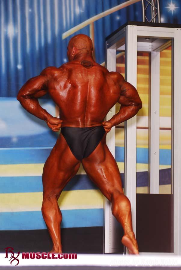 Frederic  Sauvage - IFBB Europa Show of Champions Orlando 2009 - #1